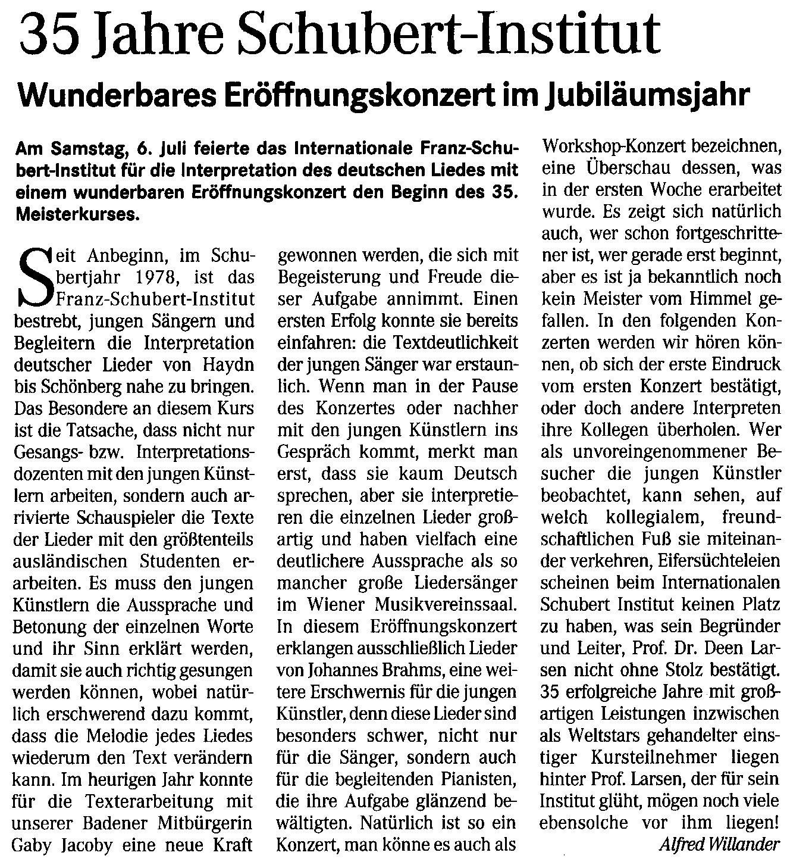 SchubertInstWillander